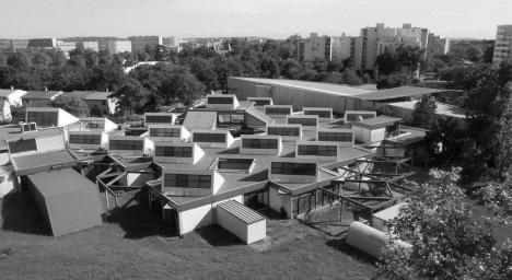 Ensa Toulouse, Candilis-Josic-Woods, 1968, vista geral, 2019Acervo Ensa/Toulouse