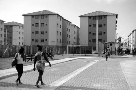 Conjunto habitacional do programa Minha Casa Minha Vida, Brasília DF, 2016Foto Fernando Frazão  [Agência Brasil]