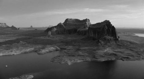 Lago Powell, Utah, Estados UnidosFoto divulgação