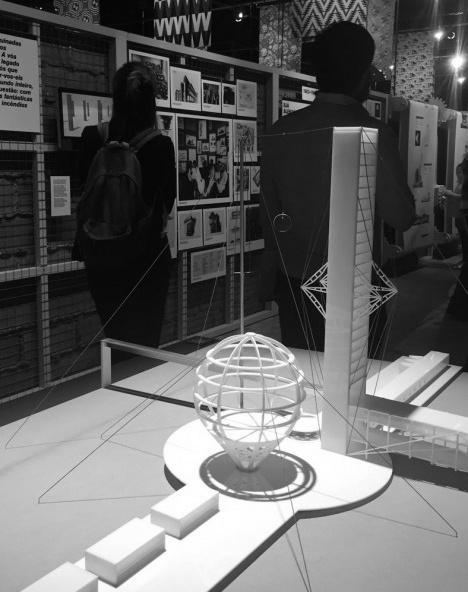 """Exposição """"Vkhutemas – o futuro em construção 1918-2018"""". Sesc Pompeia, São Paulo SP Brasil, 2018Foto Christiane Lisboa/Ruth Klotzel"""
