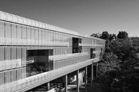 Sede Natura São Paulo – NASP, São Paulo, 2017. Arquitetos Lilian Dal Pian e Renato Dal PianFoto Pedro Mascaro