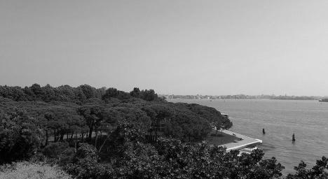 "Exposição ""Island"", curadoria de Caruso St. John Architects e Marcus Taylor, Pavilhão da InglaterraFoto Lívia Zanelli de Morais"