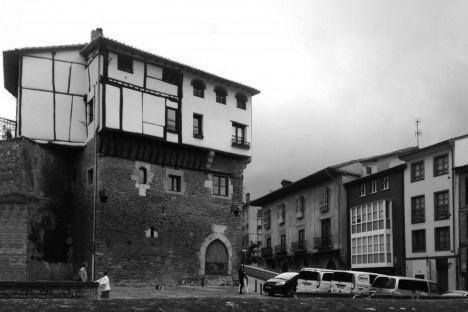 Casco Antiguo de Vitoria, EspañaFoto Javier Mosquera González