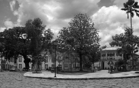 Praça do Coreto, 2008Foto Nádia Mendes de Moura