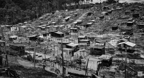 Favela em Manaus, Amazonas AM Brasil Foto Tommaso Protti / 10th edition Carmignac Photojournalism Award  [Fondation Carmignac]