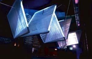 Panorama Emergente Iberoamericano. Joven arquitectura. Serie Cruzados. Urbanite, Plasma Studio, Eva Castro, Holger Kehne y Ulla Hell, Venezuela [http://www.bienaliberoamericanadearquitectura.org/panorama/pei.html]