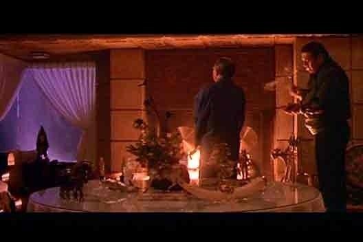 Cenas do filme Chuva Negra (1989)