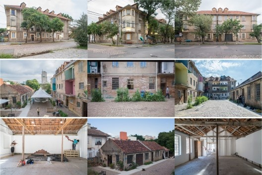 Edifício Vila Flores<br />Foto Lauro Rocha e Fernando Banzi