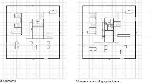 Arquitextos 13003 A Casa Núcleo De Mies Van Der Rohe Um Projeto
