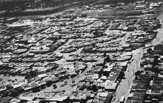 Samambaia, uma das mais recentes cidades-satélites de Brasília<br />Foto divulgação