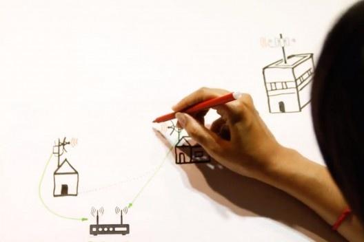 Proyecto Redes de telecomunicaciones comunitarias<br />Foto divulgação  [redeslibres.comunicacionabierta.net]