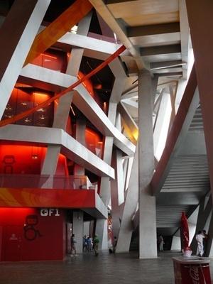 Bird's Nest, Beijing, architects Herzog & De Meuron<br />Foto: Flavio Coddou