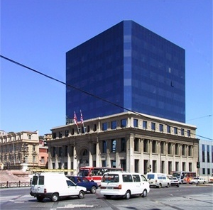 Rehabilitation of degraded building, Valparaíso, Chile<br />Foto: Abilio Guerra
