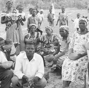 Apoio ao processo de evolução e desenvolvimento integral. Dassoute, Togo