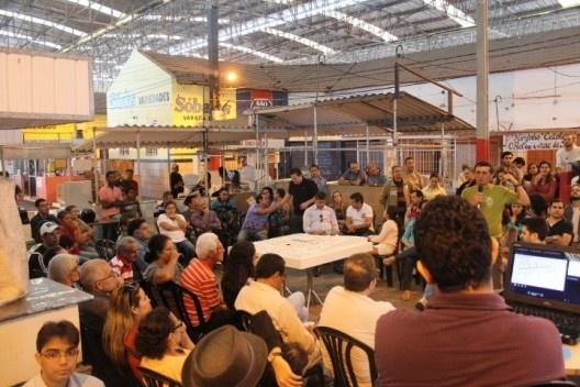Plenária final<br />Foto Pedro Carvalho