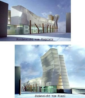 Ssalzburgo: propuesta para la construcción de oficinas sobre terrenos cercanos a la estación