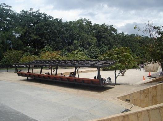 Parque de Los Deseos, Medellín<br />Foto Marina Amado