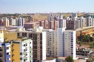 Águas Claras. Distrito Federal<br />Foto Augusto Areal  [Infobrasilia]