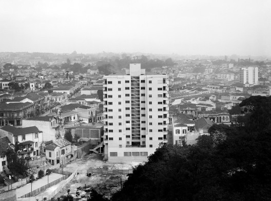 Edifício Columbus, São Paulo, 1930-1934. Arquiteto Rino Levi<br />Foto divulgação  [Acervo digital Rino Levi]