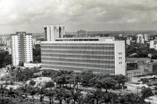 Fotografia do Hospital da Restauração<br />Foto divulgação  [Acervo do Hospital da Restauração]