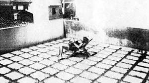 Figura 10 - Residência da Família Altberg, Rua Paul Redfern, 36, Ipanema, Rio de Janeiro. Arquiteto Alexander Altberg, 1932 [Coleção Alexandre Altberg]