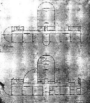 Figura 17 - Residência do Sr. Adalbert Vertecz em Ipanema, Rio de Janeiro. Arquiteto Alexander Altberg, 1932-33 [Revista da Diretoria de Engenharia, Ano III, nº 13]