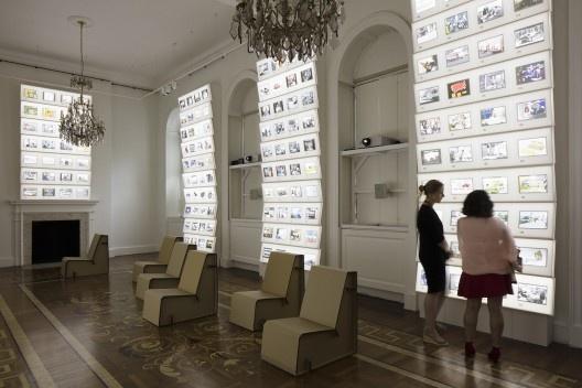 """Participação nacional da Rússia, Utopia Medal pela mais inspirada interpretação do tema da Bienal 2016, """"Utopia by Design""""<br />Foto Ed Reeve"""