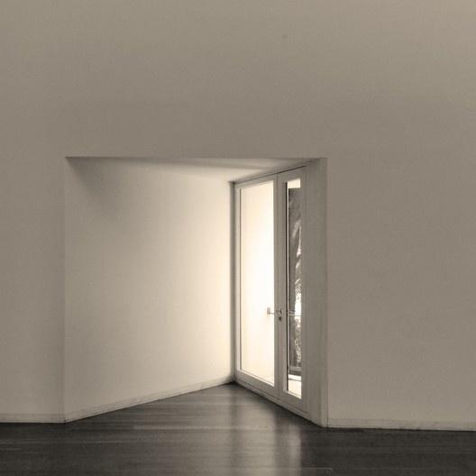 Abertura da sala expositiva, Museu de Serralves, Porto<br />Foto Gabriel Cesar