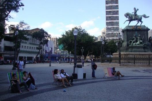 Intervenção Opavivará<br />foto Adriana Sansão  [divulgação]
