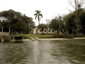 Fotografia atual da charqueada que pertenceu a Antônio Gonçalves Chaves