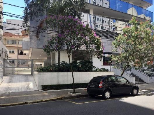 Edifício em Santos<br />Foto José Marques Carriço