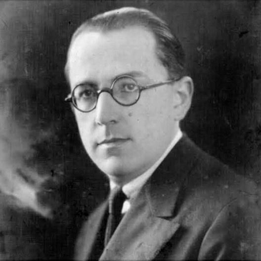 Luiz de Anhaia Mello (1891-1974), foto de 1 de Janeiro de 1930<br />Foto divulgação  [Wikimedia Commons]