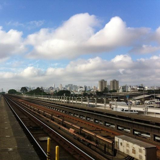 Vista de São Paulo<br />Foto Abilio Guerra