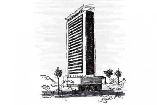 Atlantis Offices Design, arquitetos Antonio Claudio Massa, Ernani Henrique Jr e Silvia Muniz Henrique