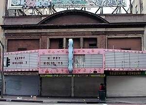 LA, Cameo Theater, na 528 S. Broadway, 1910, de 1910. [http://www.you-are-here.com]
