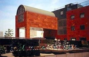 LA, Museum of Contemporary Art / MOCA, do arquiteto Arata Isozaki