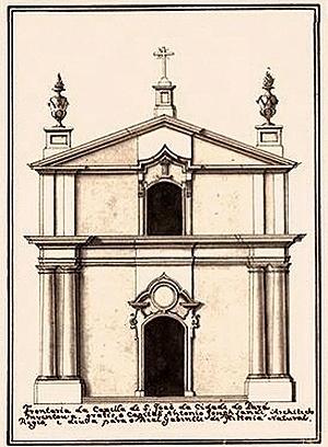 Fig. 7 – Fachada da Igreja de São João [www.forumlandi.com.br/bibliotecaArq/frontariasaojoao.jpg]