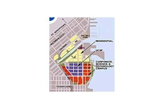São Francisco Mission Bay: uso misto, infra-estrutura de ponta e cluster de biotecnologia para alavancar a reestruturação produtiva e a regeneração urbana [University of California]