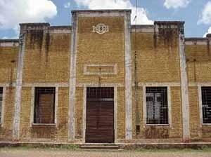 Galpão da NOB, armazém ferroviário de Campo Grande