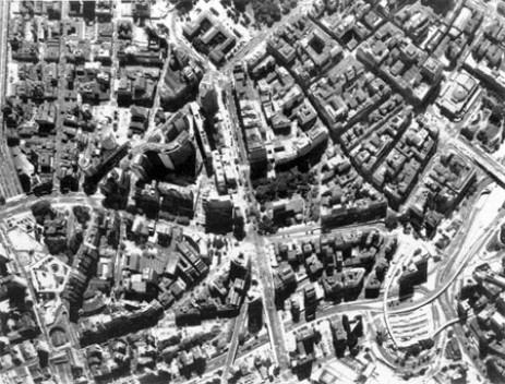 """Avenida São Luis, Centro Novo de São Paulo<br />Foto divulgação  [""""A historia da rua São Luiz"""", de José Eduardo de Assis Lefèvre, p. 301]"""