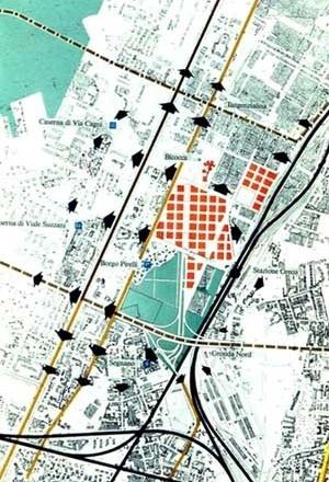 Estudo – Contexto urbano local