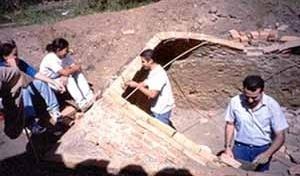 Técnica de construcción de cubiertas de ladrillo recargado. Sistema mexicano. Apropiación del conocimiento práctico, por estudiantes de la U. Central de Venezuela