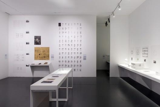 """Exposição """"Economia de meios"""", Trienal de Arquitetura de Lisboa 2019<br />Foto Hugo David"""