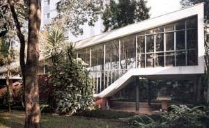 Imagem 10 - Casa J. B. V. Artigas. 1949 [Fundação Vilanova Artigas]