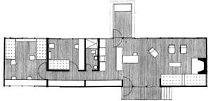 Imagem 16 - Casa Breuer II, New Canaan, 1948 [2G]