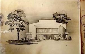 Colegio Nacional de la Capital DOSP, 1942