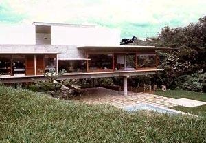 Res. Liliana Guedes, 1968, vista exterior