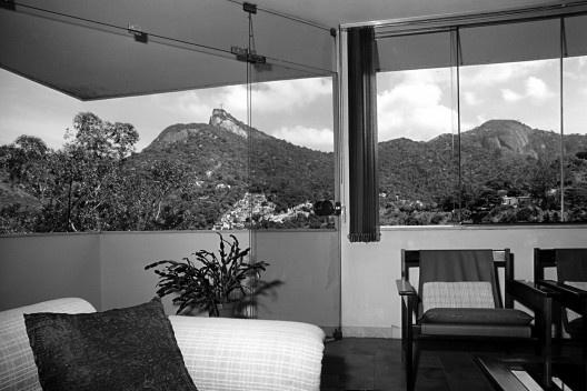 Residência Konder, Rio de Janeiro, 1978<br />Foto George Maragaia
