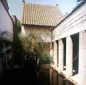 Casa de la Queja, Cali, Colombia. Arquiteto Benjamin Barney-Caldas