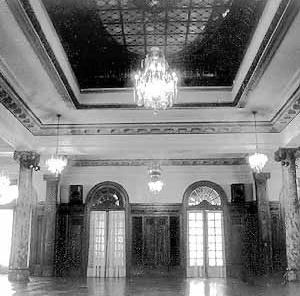Salão Versalles, 1° Piso